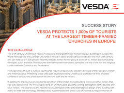 VESDA Customer Success Stories